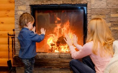 4 Important Ways to Keep Your Fireplace Safe This Winter